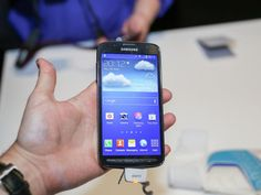 Samsung's splash-happy Galaxy S4 Active