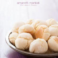 Amaretti Morbidi (Soft Amaretti Cookies) Recipe