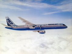 February 19, 1982: First flight of the Boeing 757