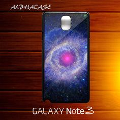 Helix Galaxy Space Nebula Samsung Galaxy Note 3 III Case Cover - PDA Accessories