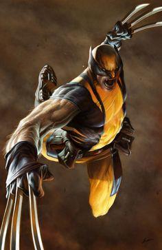 Wolverine by Alexander Lozano