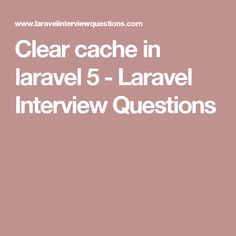 19 Best Laravel images in 2017 | Interview Questions