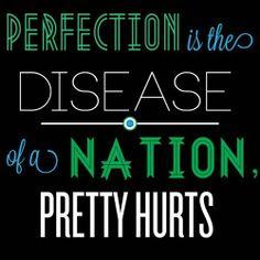 Pretty Hurts ~ Beyoncé