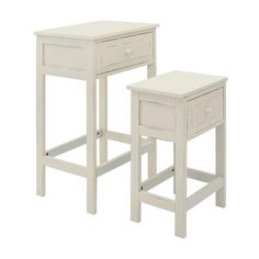 Found it at Wayfair.co.uk - Chatelet 2-Piece Side Table Set
