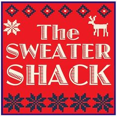 Fabulous Vintage Christmas Sweaters