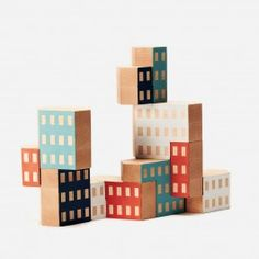 Blockitecture Blocks