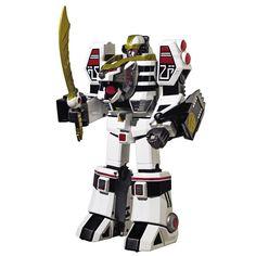 Buy Legacy White Tigerzord - Mighty Morphin Power Rangers - Power Rangers - A1 Toys UK