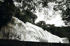 Biggest Buddha resting status in Asia