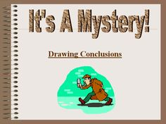 PowerPoint Presentation on Drawing Conclusions