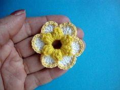 Lección 16 patrón de flores