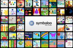 EN EL AULA DE APOYO: SYMBALOO COLORES Learning, Purple, Blog, Ideas, School, Colors, Special Education, Speech Language Therapy, Activities For Kids