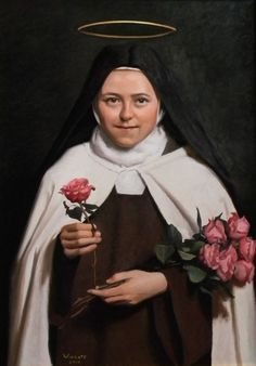 Saint Therese of the Child Jesus, Patroness of Missionaries Catholic Dating, Catholic Art, Catholic Saints, Patron Saints, Roman Catholic, Religious Art, Catholic Prayers, Sainte Therese De Lisieux, Ste Therese