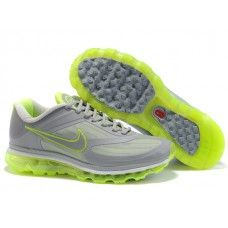 premium selection bfd2f 08354 Hommes Nike Air Max 2009 Netty Gris Vert 88,98 Sneakers Box, Air Max