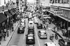 Sao Paulo, busy city. ©Klara Vaculikova
