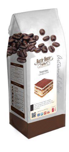 Barrie House Tiramisu Coffee 10 Oz. Bag, Ground