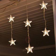 Lysforheng Stjerne, 20 deler, til innendørs bruk 1522080