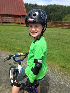 Make Bike Safety Fun With Wipeout Dry Erase Protective Gear Win