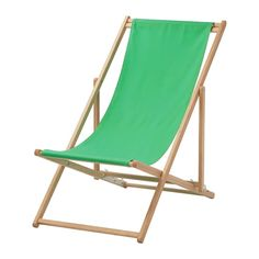 MYSINGSÖ Beach chair IKEA Easy to keep clean and fresh as the fabric can be removed and machine-washed.