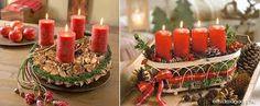 Výsledek obrázku pro adventi koszorú Advent, Table Decorations, Home Decor, Winter, Interiors, Winter Time, Decoration Home, Room Decor, Home Interior Design