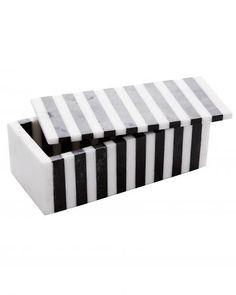 Kelly Wearstler's keepsake box