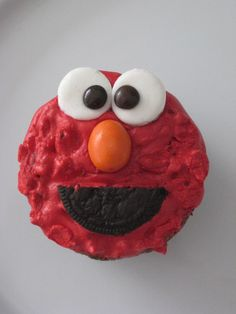 Cupcake Elmo