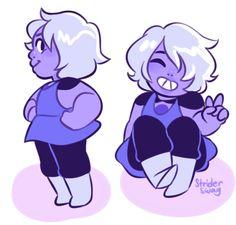 little amethyst doodle, she's so cute!