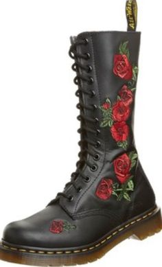 e7e477d0cd4e Martens VONDA - Lace-up boots - black rose for with free delivery at Zalando