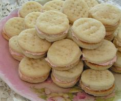These Are Great Anytime I Have Used Them With Tea Coffee Showers Italian Wedding CookiesItalian CookiesCookie Table WeddingWedding