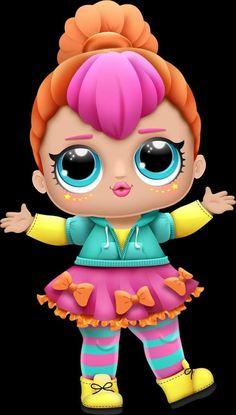 Lol bailarina Lol Dolls, Cute Dolls, Minnie, Mickey Mouse, Lol Doll Cake, Doll Party, Fairy Figurines, Cute Clipart, Cute Wallpapers