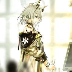 Steam 工作坊 :: 明日方舟 凯尔西 Anime Girl Neko, Anime Art Girl, Anime Chibi, Manga Anime, Image Manga, Cute Anime Pics, Digital Art Girl, Anime People, Cute Cartoon Wallpapers