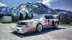 Audi automobil - foto