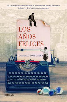 Una fascinante novela evocadora de los años de la Transición, cuando los sueños forjaron el destino de sus protagonistas, y de todo lo que vino después. http://www.imosver.com/es/libro/los-anos-felices_0010047637