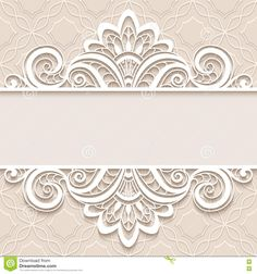 Ornamental Paper Frame With Lace Border Stock Vector - Illustration of card, header: 75911116 Red Texture Background, Paper Background Design, Paisley Background, Red Background Images, Background Patterns, Couple Wallpaper, Rose Wallpaper, Elegant Invitations, Wedding Invitation Templates