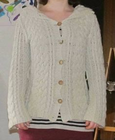 Sweater to vest