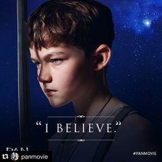 "5,951 Me gusta, 86 comentarios - Levi Miller (@levizmiller) en Instagram: ""#Repost @panmovie ・・・ Make them believe. #PanMovie #October #PeterPan #Neverland #Film #Fantasy…"""