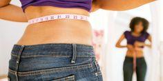 C631BT Woman measuring waist