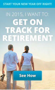 Get on Track for Retirement