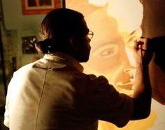 oil painting Alessio Atzeni Artista