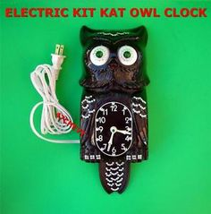 1000 Images About The Owl On Pinterest Wall Clock Kits