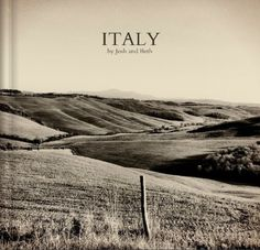 New York Wedding photographer published a photo book about Italy. Every shot was taken with the iPhone 4, using the Camera+ app. As an aspiring cell phone photographer, I found it very inspiring!