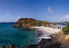 Vanity Fair's Best Private Paradises - Point Lookout, Mustique
