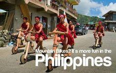 Mountain Biking - #itsmorefuninthephilippines