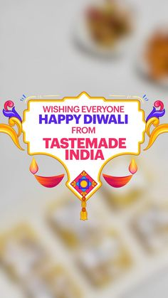 We hope you have a flavourful Diwali! Don't forget to peruse all our brand new social channels for festive inspo ✨ Diwali Snacks, Diwali Food, Diwali Gifts, Happy Diwali, Diwali Inspiration, Cooking Tips, Cooking Recipes, Quirky Cooking, Diwali Celebration