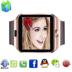 Cheap smart watch, Buy Quality smart watch directly from China smart watch with camera Suppliers: Smart Watch Digital Wrist With Men Sport Bluetooth Electronic Smartwatch for IOS Apple iPhone Samsung Huawei Phone Ios Apple, Apple Iphone, Smartwatch, Bluetooth, Fitness Watches For Women, Watches For Men, Samsung, Best Fitness Watch, Camera Watch