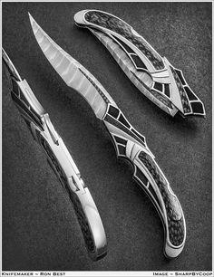 Art Knives – Ron Best Knives