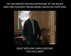 Seems reasonable. #Sherlock