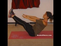 Melissa Bender Fitness: Target Area 3: Tight Abs 5 X 5 10 minutes