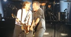 Rock legends perform 'Please Please Me' classic twice at third show of McCartney's eight-gig New York-area run