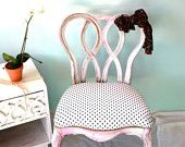 so chic- love this chair!