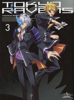 Tokyo Ravens (東京レイヴンズ)